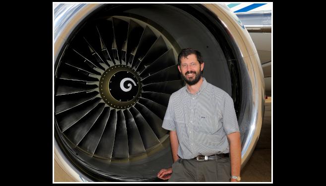 International Jet Engine Expert Joins UKZN